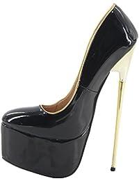 21d353309b490b Suchergebnis auf Amazon.de für  44.5 - Pumps   Damen  Schuhe ...