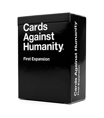 Card Boy Cards Against Humanity First Expansion Whole Cards Set, Great Game Card for Bad People Bad Kids Bad Guys(Just Kidding) - First Expansion (Bad Guy Spielzeug)