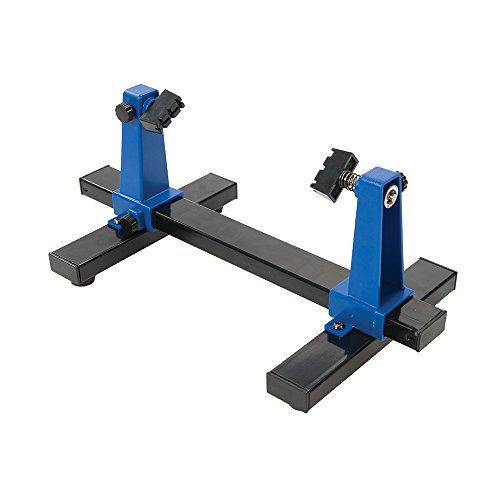 Silverline 511032 Dispositif de serrage universel, 5 pcs, Blue