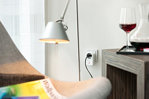 Devolo Home Control Schalt & Messsteckdose (Hausautomation per iOS/Android App, Smart Home Aktor, Z-Wave, Steckdose, Strommessfunktion) weiß - 8