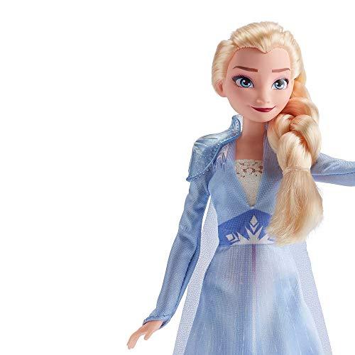 Frozen 2-  Muñeca Elsa (Hasbro E6709ES0)