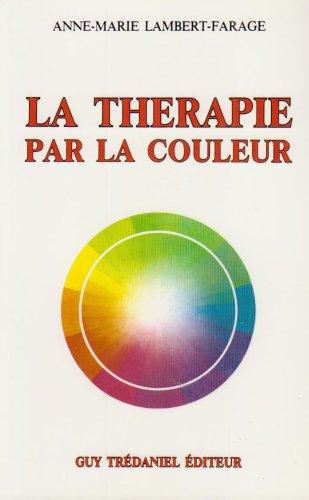 Thérapie par la couleur (la)