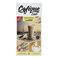 Cofique French Vanilla Latte,10 sachetX240gm