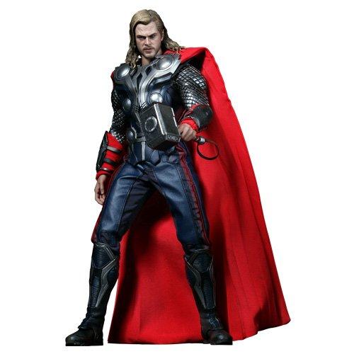 Movie Masterpiece - The Avengers [Thor] (Hot Toys Thor)