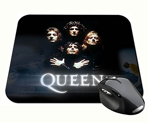 Queen Freddie Mercury Brian May John Deacon B Tappetino Mousepad PC