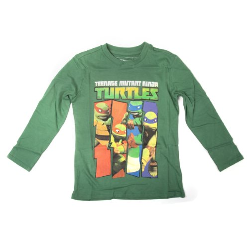 Ninja Turtles - T-Shirt - Maat 140/146 ()