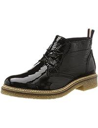 Hilfiger Denim Damen H1385azel 1p Desert Boots