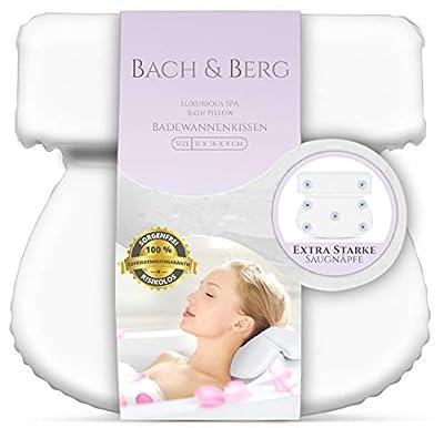 Bach & Berg Badewannenkissen