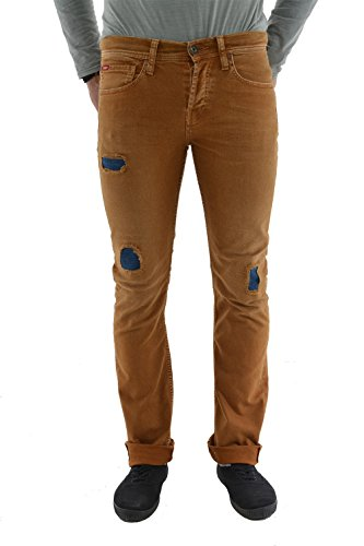 Lee Cooper -  Jeans  - Uomo marrone 32 W/34 L