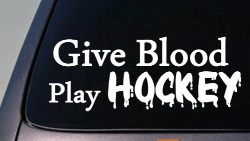 GIVE Blood Play Hockey 6
