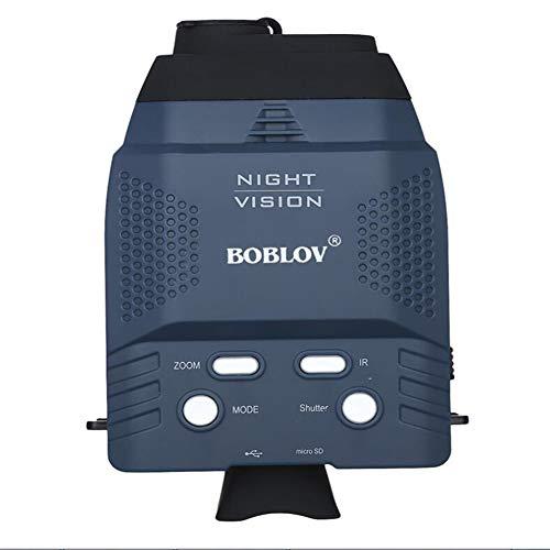 JUILARY-Cameras Low Illumination Night Vision Handheld Kamera Video Multi-Funktion High-Definition Digital Tag und Nacht Dual-Use Infrarot-Nachtsichtbrille Multifunktions-digital-video