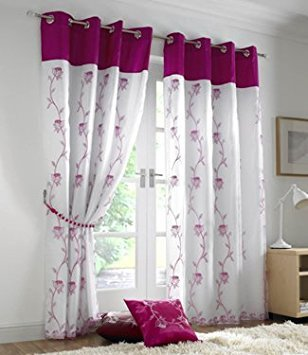 check MRP of lined shower curtains Ideal Textiles