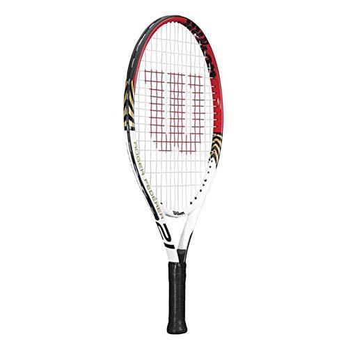 Wilson Tennisschläger Roger Federer  21, weiß/rot, WRT227500