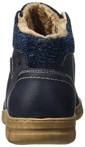 Josef Seibel Steffi Son 13, Sneaker a Collo Alto Donna Blau (Blue/Cobalto)
