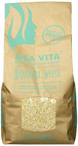 MeaVita Premium Quinoa Samen, 1er Pack (1 x 1000g)