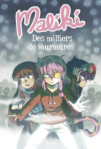 Maliki, Tome 03: Des milliers de murmures