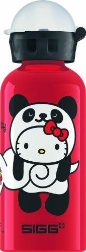Jungen Kostüm Entdecker (Sigg Trinkflasche Hello Kitty Panda, Rot, 0.4 Liter,)