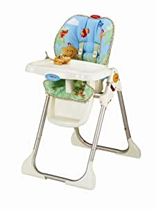 fisher price chaise haute b b s pu riculture. Black Bedroom Furniture Sets. Home Design Ideas