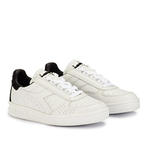 DIADORA DONNA 171433 C0351 SNEAKER BIANCO PELLE FALL-WINTER 2016