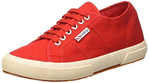 Superga 2750 Cotu Classic, Baskets mixte adulte Rouge - rouge