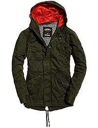 1b9e3a84a66029 Amazon.co.uk: Superdry - Coats / Coats & Jackets: Clothing