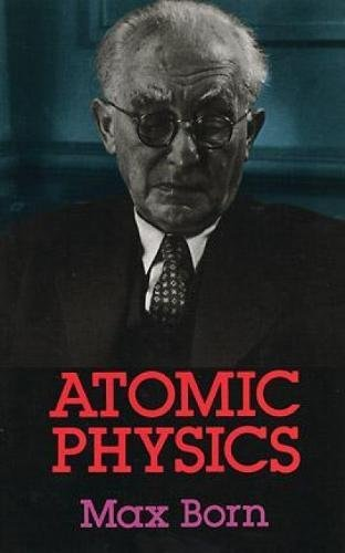 Atomic Physics (Dover Books on Physics)