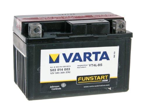 Batterie Varta 503014003 High Power YT4L-BS / YTX4L-BS