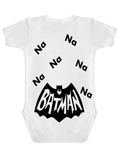 Baby Grow NaNaNaNaNa Batman
