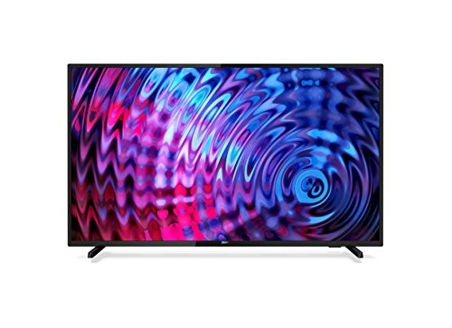 Philips 43PFT5503/05 43-Inch Full HD LED TV with Freeview HD - Black (2018 Model)