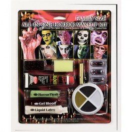 or Make Up Kit - Zubehör (Halloween Zombie Make-up-ideen)