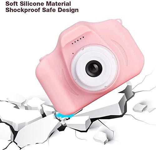 Cámara para niños,  cámara de Video/Video 1080p HD,  Pantalla LCD de 2 Pulgadas,  Viene con una Tarjeta de Memoria 32G- 95