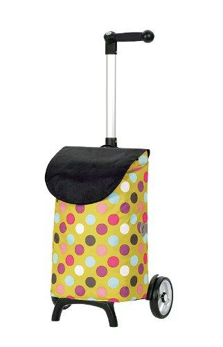shopping-trolley-unus-fun-isy-yellow-volume-49l-3-years-guarantee-made-in-germany