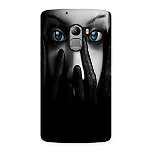 Unicovers Amazing Face Back Case Cover for Lenovo K4 Note