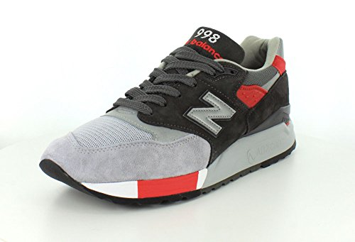 New Balance 998 Hommes Baskets Gris M998CPL Made in USA Grau