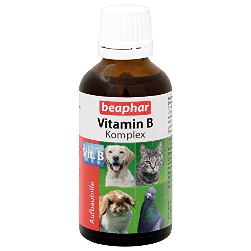 Beaphar Vitamin-B-Komplex, 1er Pack (1 x 50 ml)