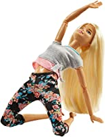 Ogni bambola è dotata di 22 punti di snodo - nel collo, negli avambracci, nei gomiti, nei polsi, torace, fianchi, cosce, ginocchia e caviglie - per una flessibilità senza limiti e una serie infinita di movimenti