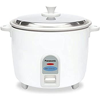 Panasonic SR-WA 22-J 750-Watt Rice Cooker (White)