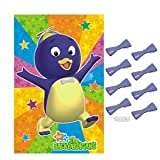 Backyardigans Party Game - Each by KidsPartyWorld.com by KidsPartyWorld.com
