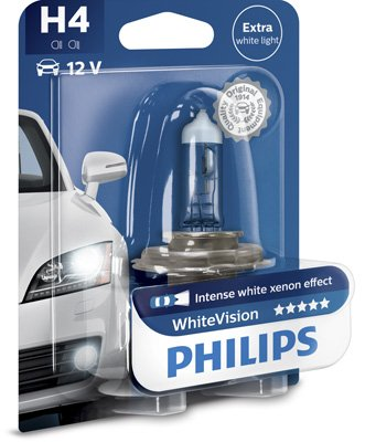 Philips 12342WHVB1 Lámpara Faro Antiniebla