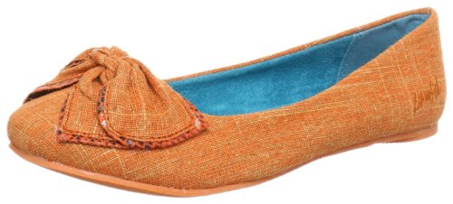 Blowfish Paloma BF2745 SP13, Ballerine donna, Arancione (Orange (orange coz.Linen BF253)), 39