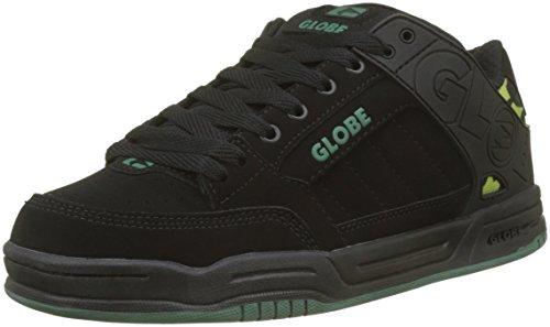 new product 7c58a f8e21 Globe Tilt Chaussures de Skateboard Homme - Noir (Black Black Camo 20338)