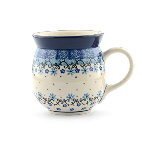 Bunzlau Château Farmer Mug, Fleur délicate, 500 ML