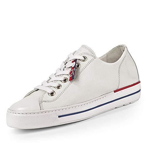Paul Green 4760 Damen Sneakers Weiß, EU 41