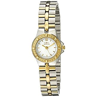 Invicta Wildflower 0136 Reloj para Mujer – 21.5mm