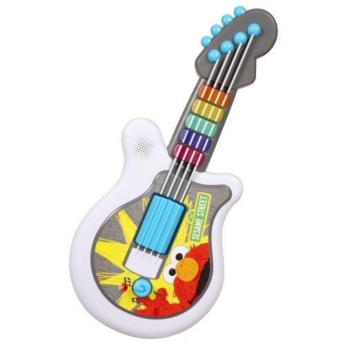 Playskool Sesame Street Let's Rock! Elmo Guitar by Sesame Street TOY (English Manual)