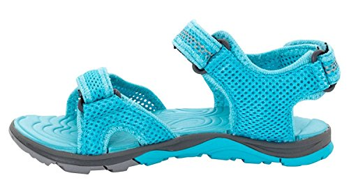 Jack Wolfskin Acora Splash Sandal Girl lake blue