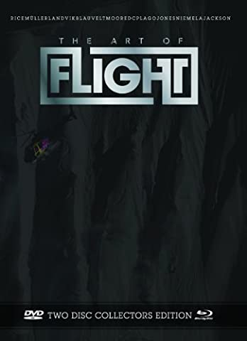Red Bull Presents The Art of Flight Collectors Edition DVD & Blu-Ray Twin Pack