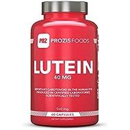 Prozis Sport Luteína 40 mg - 60 Cápsulas