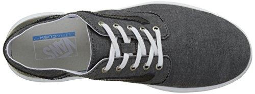 Vans Herren Ua Iso 2 Sneakers Grau (C And L Chambray/black)
