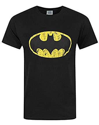 Herren - Official - Batman - T-Shirt (S)